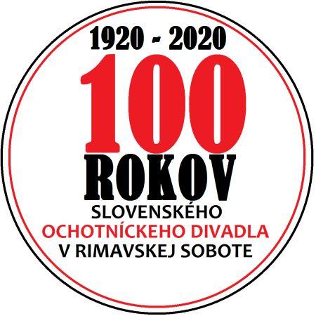 100 rokov DivRS_logo malé