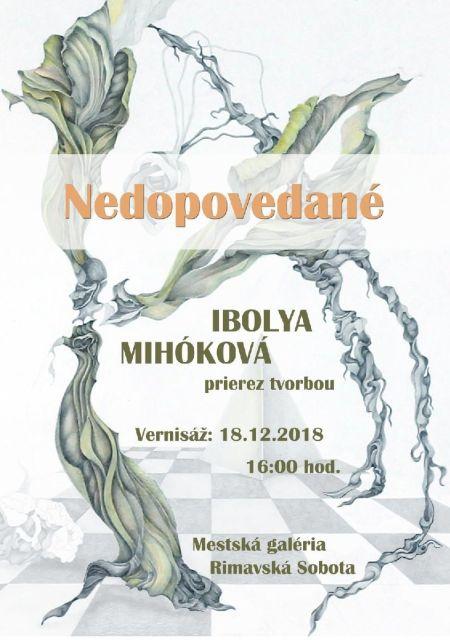 Ibolya Mihóková, pozvánka malá