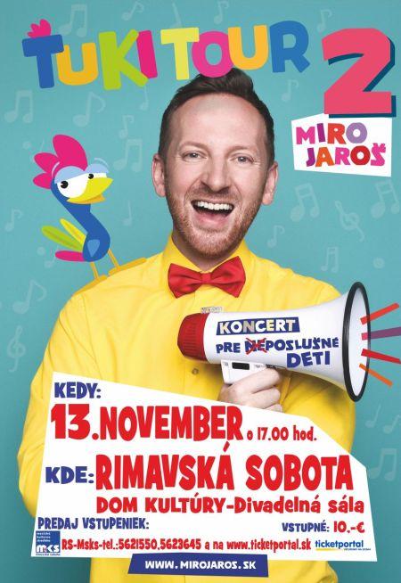 Miro Jaroš2017-Rimavska Sobota-web