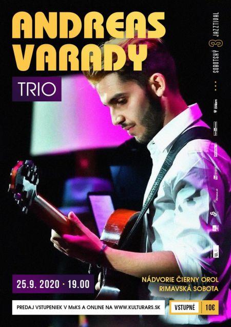 Varady Trio plagát malý