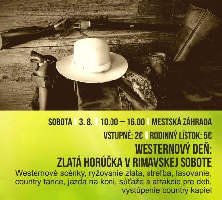 Westernový deň