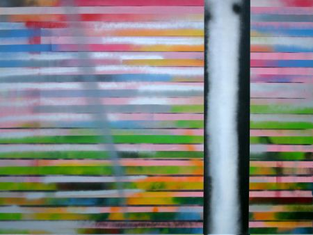 gateWITHpillaracryl on canvas150x200cm, 2010_2