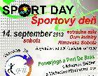 športový deň.perex